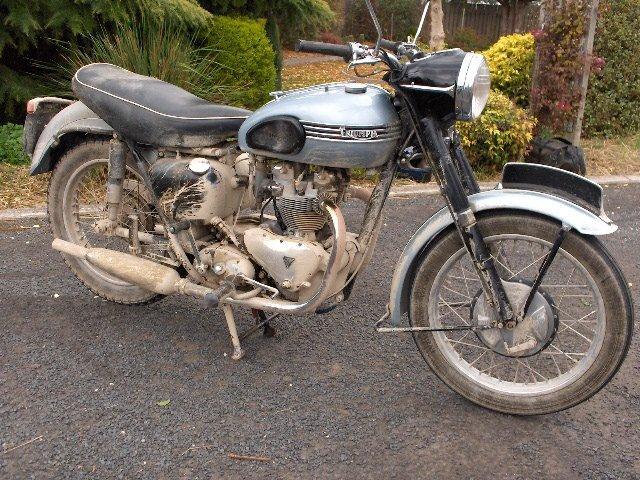 Vintage motorcycle club of tasmania